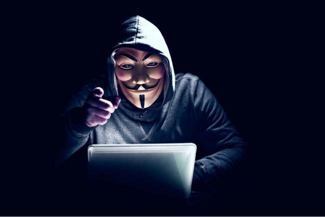 Kann ich mich auch anonym bewerben?