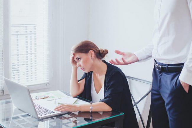Was muss ich mir vom Chef gefallen lassen?