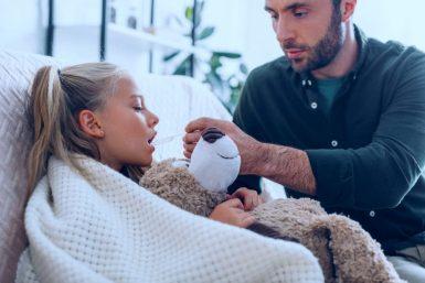 Mein Kind ist krank. Welche Rechte habe ich?