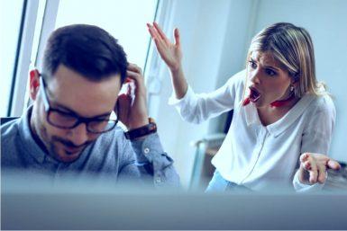 Wie löse ich Konflikte mit Kollegen?