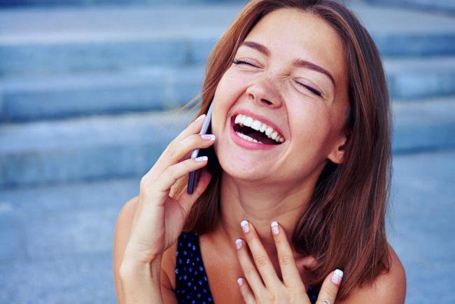 Ist Lachen tatsächlich gesund?