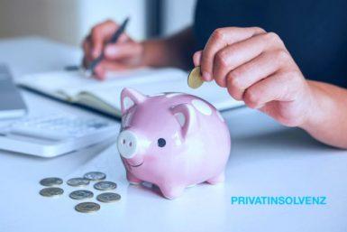 Wie viel vom Gehalt darf ich bei Privatinsolvenz behalten?