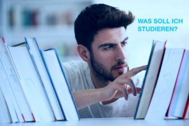Was soll ich studieren?