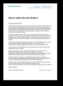 Motivationsschreiben-Mustervorlage-Fliesstext