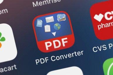Wie kann ich für meine Bewerbung ein PDF zusammenfügen?
