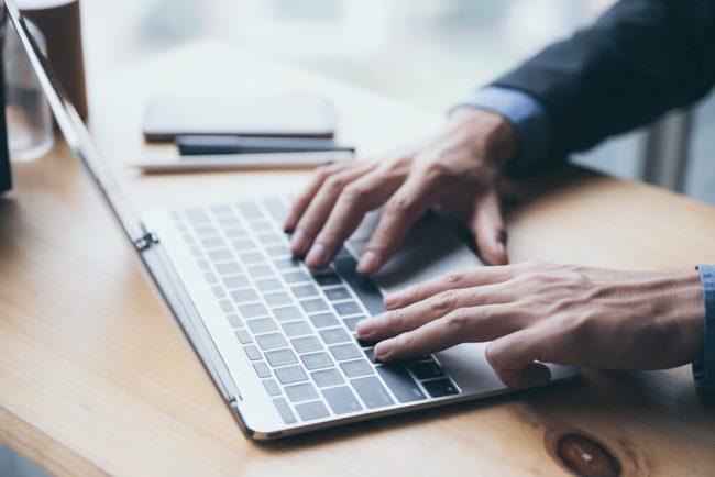 Was steht im Unternehmensregister?