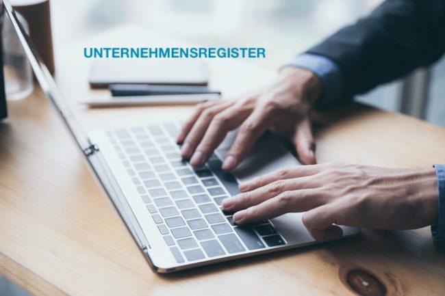 Welche Vorteile bietet mir das Unternehmensregister?