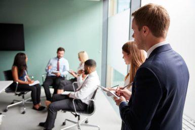 Wie meistere ich ein Assessment Center für Führungskräfte?