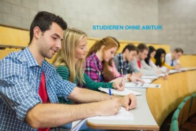 Was kann ich studieren ohne Abitur?