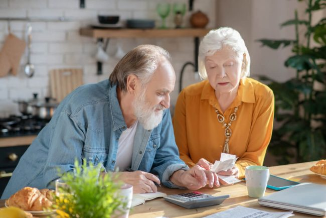 Wie bekomme ich den Altersentlastungsbetrag?