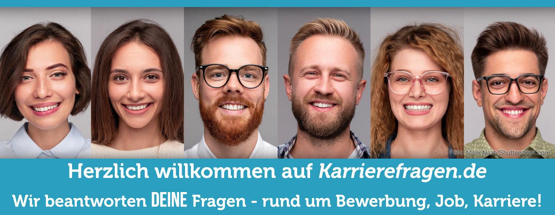 Karrierefragen.de - Antworten auf alle Fragen rund um Job, Jobsuche, Bewerbung, Vorstellungsgespräch, Karriere, Arbeitsrecht oder Finanzen